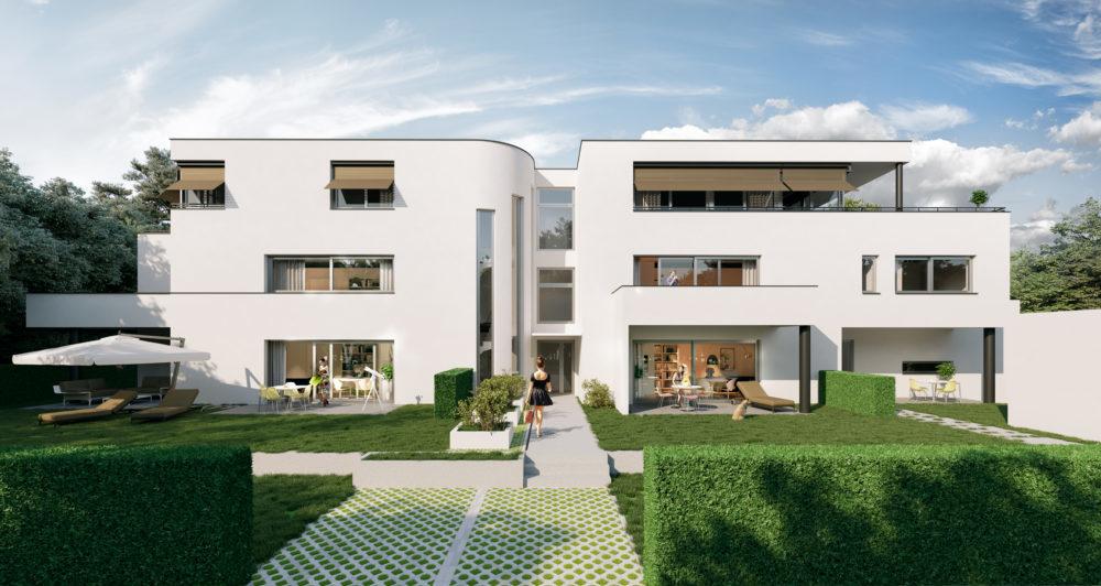 6 logements PPE Chêne-Bougeries - Saladin